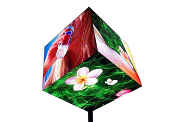 P5-16s indoor LED cube screen